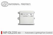 کنترلر هوشمند روشنایی و تهویه سرویس بهداشتی - صنعتی